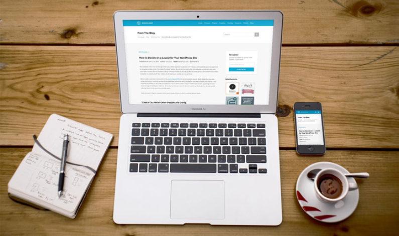 wordpress-website